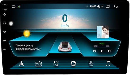 Radio samochodowe Farrot 9 cali - 2 din Android 9.1 nawigacja GPS + kamera cofania