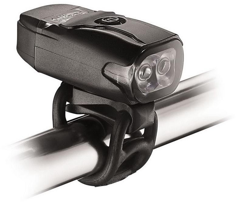 LEZYNE LED KTV DRIVE Lampka przednia, usb czarna LZN-1-LED-12F-V404,4712806001896