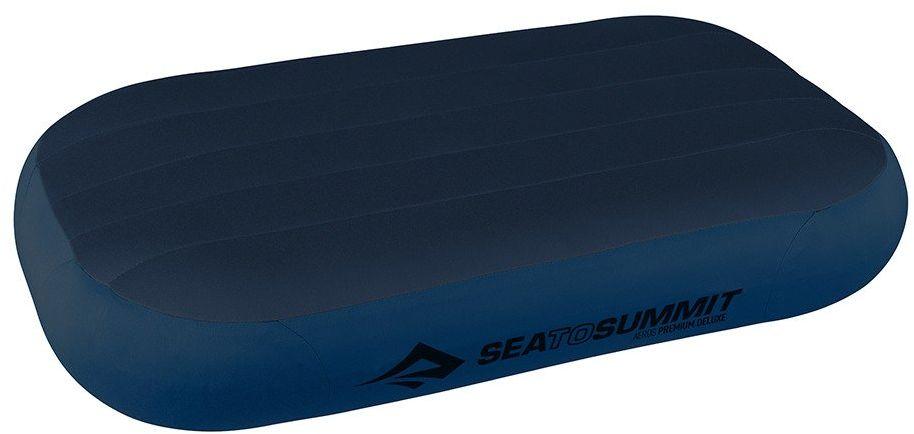 Poduszka Sea to Summit Aeros Pillow Deluxe - navy blue - navy blue