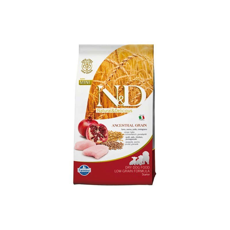 N&D Ancestral Grain Puppy Starter 800g