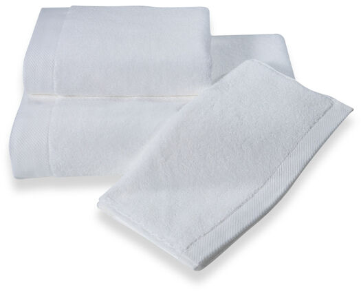 Mały ręcznik MICRO COTTON 32x50cm Biały