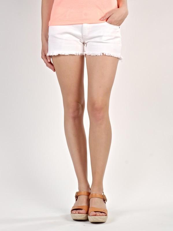 Roxy LOVIN TIE DYE MCK0 damskie spodenki jeansowe - 26