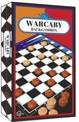 Gra ABINO Warcaby / Backgammon (2687)