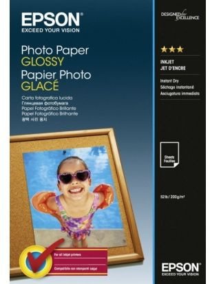 Papier EPSON Photo Paper Glossy 200 g/m  - A3 / 20 arkuszy (C13S042536)