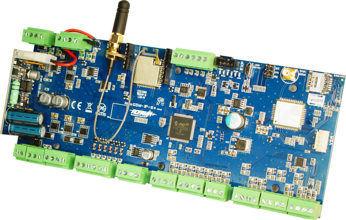 Ropam Elektronik NeoGSM-IP-64-PS centrala alarmowa (16/8 I/O, GSM/WIFI, ECO) - Szybka wysyłka, Możliwy montaż, Upusty dla instalatorów, Profesjonalne doradztwo!