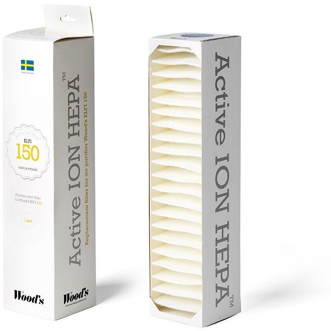 Filtr Active Ion HEPA - ELFI 150