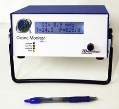 Analizator stężenia ozonu UV-106MH