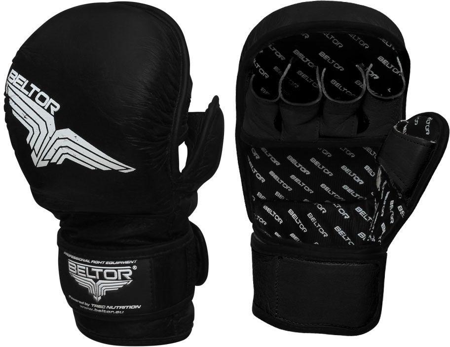 Beltor rękawice MMA Training czarne