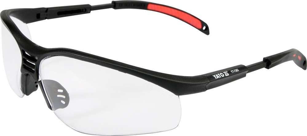 Okulary ochronne bezbarwne Yato YT-7363 - ZYSKAJ RABAT 30 ZŁ