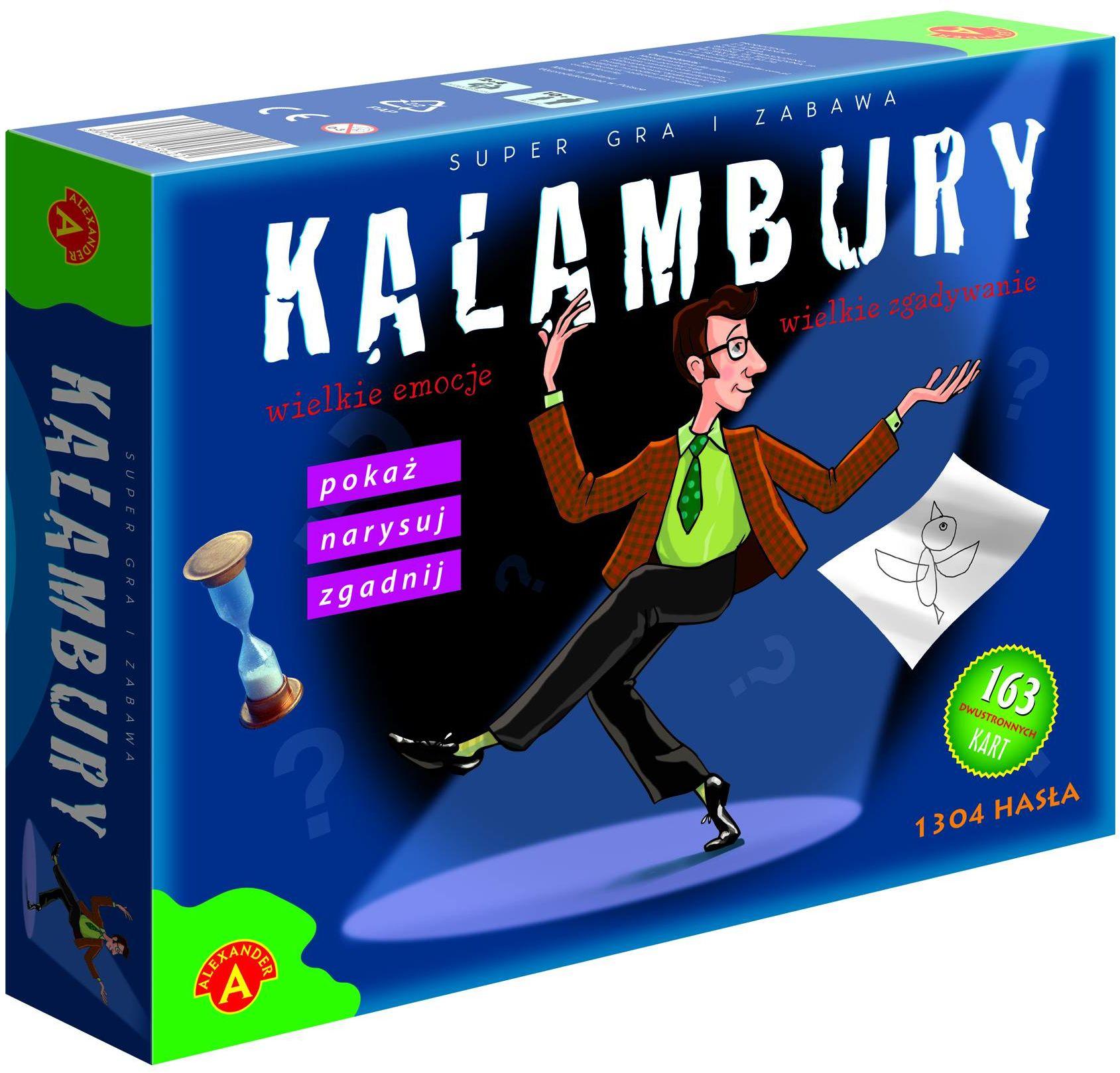 Kalambury big GRA TOWARZYSKA