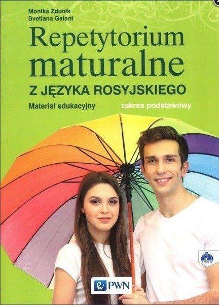 Repetytorium maturalne z języka rosyjskiego ZP - Svetlana Galant, Monika Zdunik