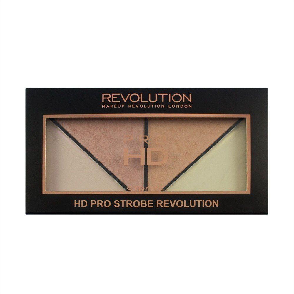 Make Up Revolution Makeup Revolution Pro HD Strobe Revolution Palette Zestaw do strobingu