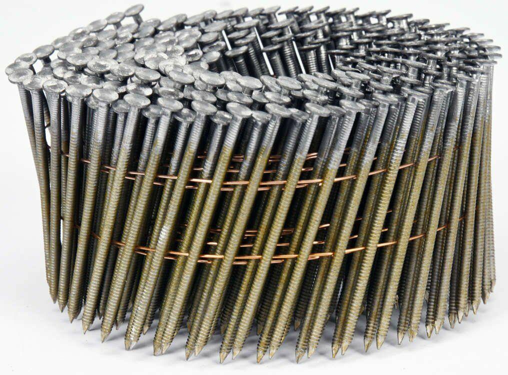 Gwoździe bębnowe do gwoździarki 64mm drut 2,5mm 3000szt 71993 - ZYSKAJ RABAT 30 ZŁ