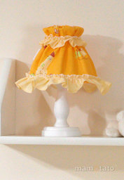 MAMO-TATO Lampka Nocna Ślimaki pomarańczowe