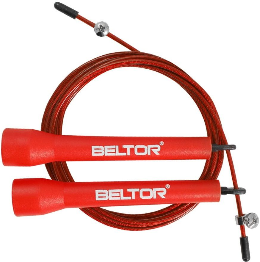 Beltor skakanka SPEED-PVC Cross Light