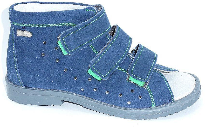 DAWID 1043 G niebieski zielony