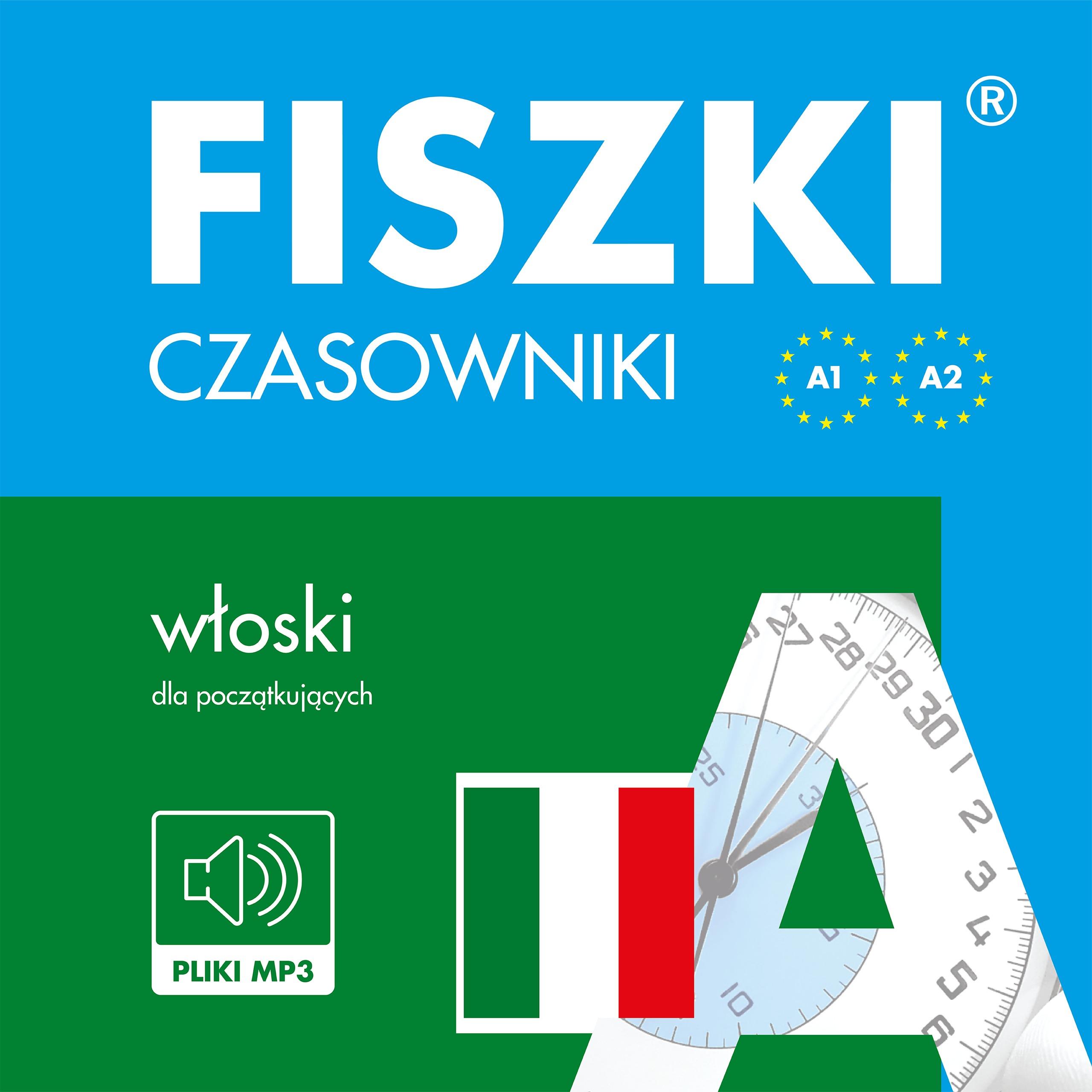 AUDIOBOOK - włoski - Czasowniki (A1-A2)