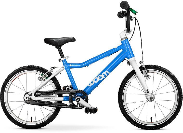 Woom 3 rower 16 cali blue