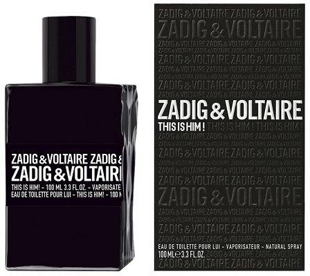 Zadig & Voltaire This Is Him woda toaletowa - 100ml