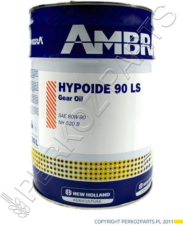 AMBRA HYPOIDE 80W90LS BAŃKA 20L