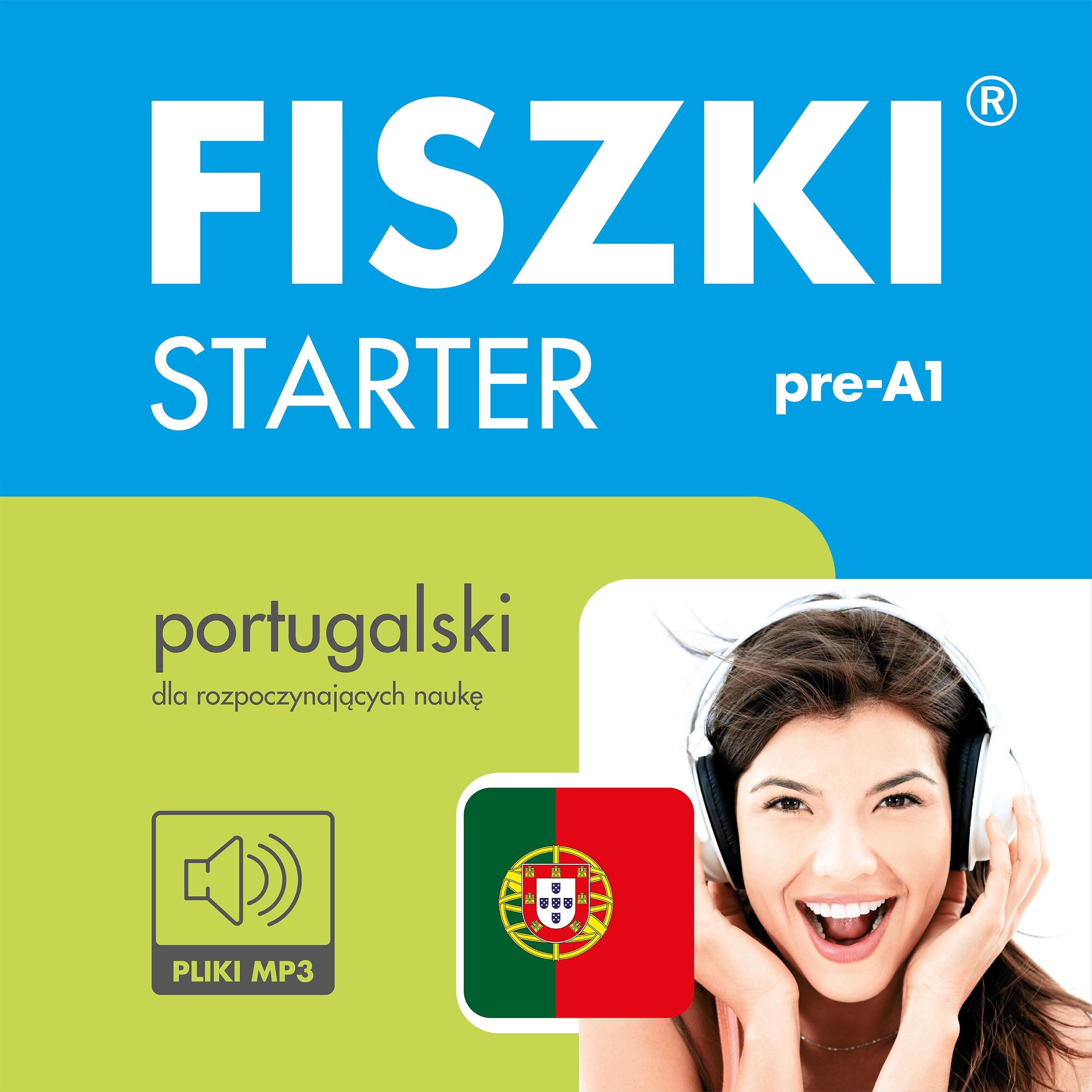 AUDIOBOOK - portugalski - Starter (pre-A1)