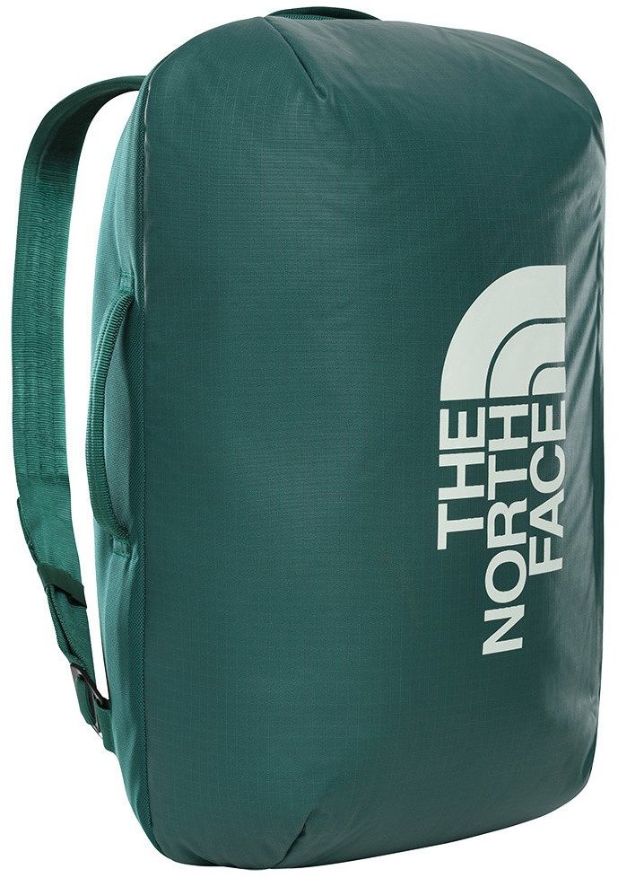 Mała torba podróżna Stratoliner Duffel S The North Face night green/tin grey - night green/tin grey