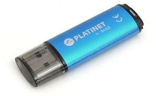 Platinet X-Depo 64GB (niebieski)