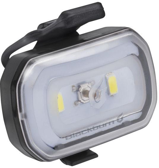 Lampka przednia BLACKBURN CLICK USB 60 lumenów czarna BBN-7074411,768686731099