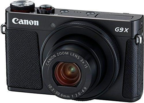 Canon PowerShot G9X Mark II Czarny