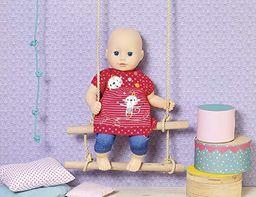 Zapf Creation 870693 Dolly Moda zawieszka ze spodniami, odzież dla lalek 34-38 cm