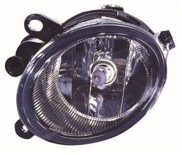 Reflektor przeciwmgłowy ABAKUS 446-2001L-UQ