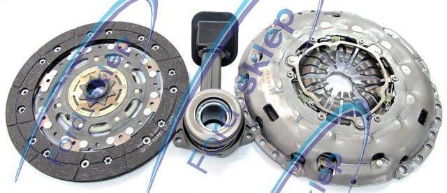sprzęgło + wysprzęglik Mondeo Mk3 2.0 TDDi TDCi MTX75  624313633 Luk