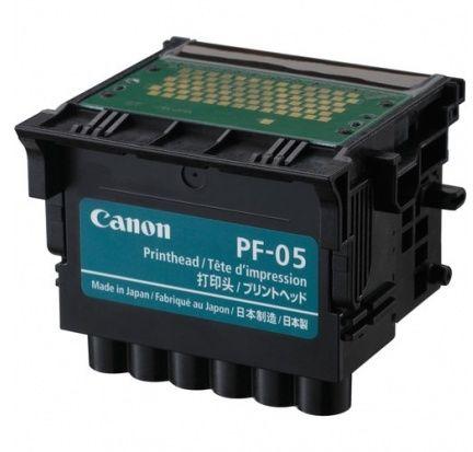 Głowica drukująca CANON PF-05 GWARANCJA POINSTALACYJNA - AUTORYZACJA CANON POLSKA (CF3872B001AA)