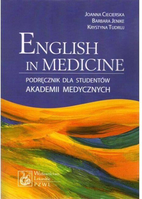 English in Medicine-podręcznik dla studentów akademii medycznych
