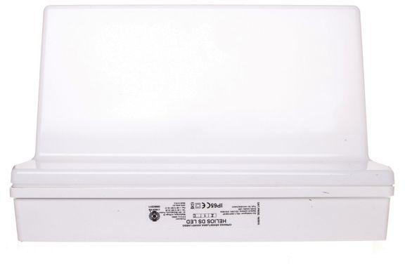 Oprawa awaryjna HELIOS DS IP65 LED do centralnej baterii HDL/1,2W/F/CB/OP