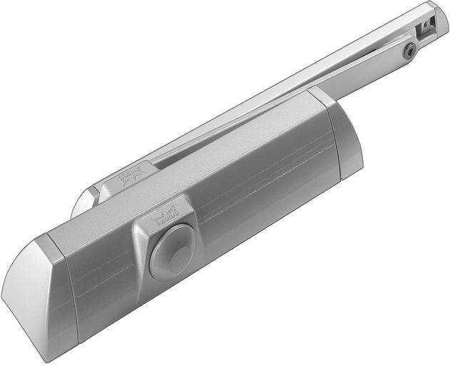 Samozamykacz nawierzchniowy górny DORMA TS 90 Impulse z szyną ślizgową