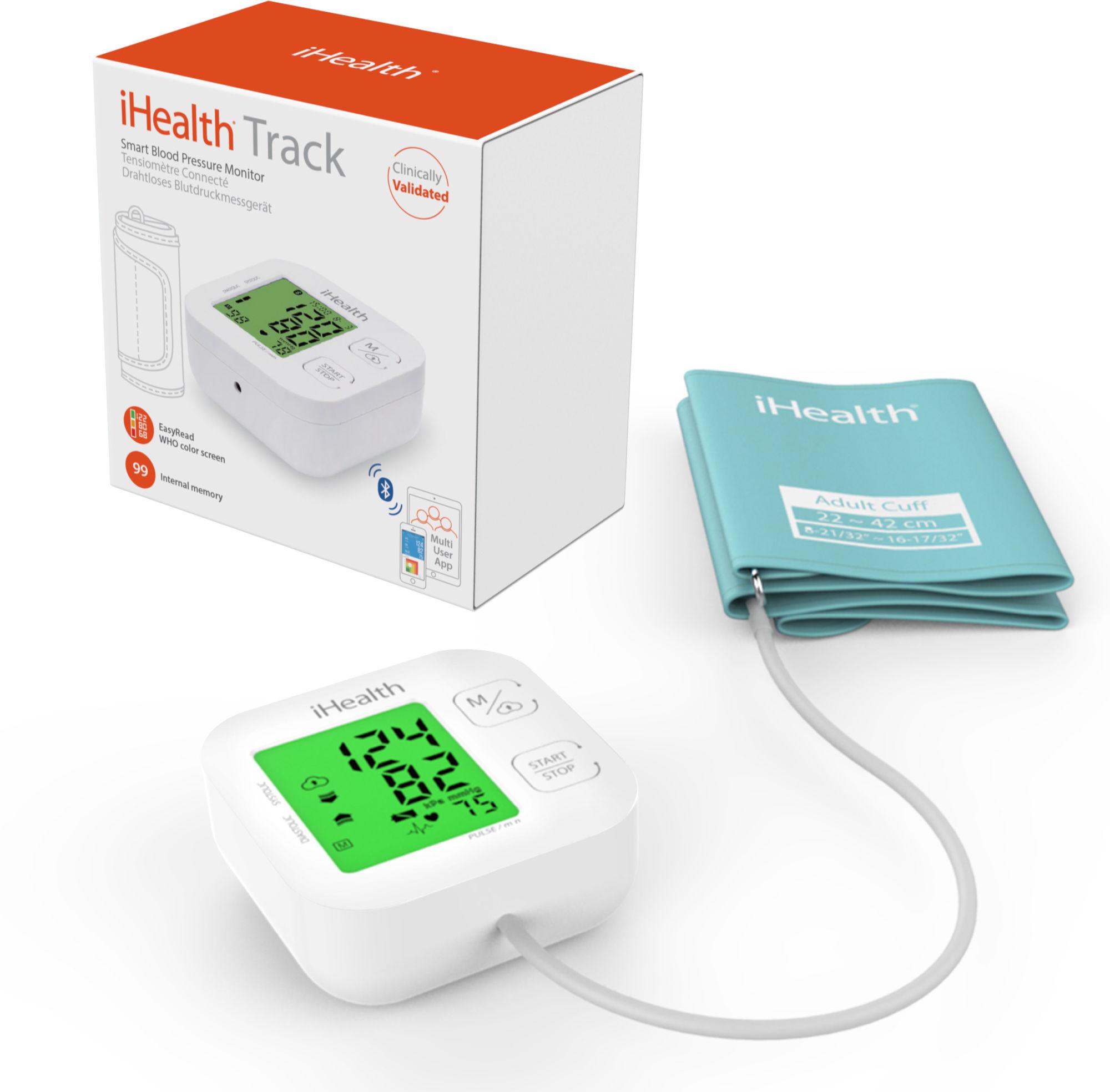iHealth TRACK KN-550BT Ciśnieniomierz naramienny smart