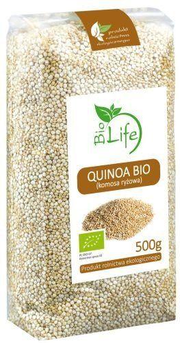 Quinoa Biała (Komosa Ryżowa) 500g - BioLife