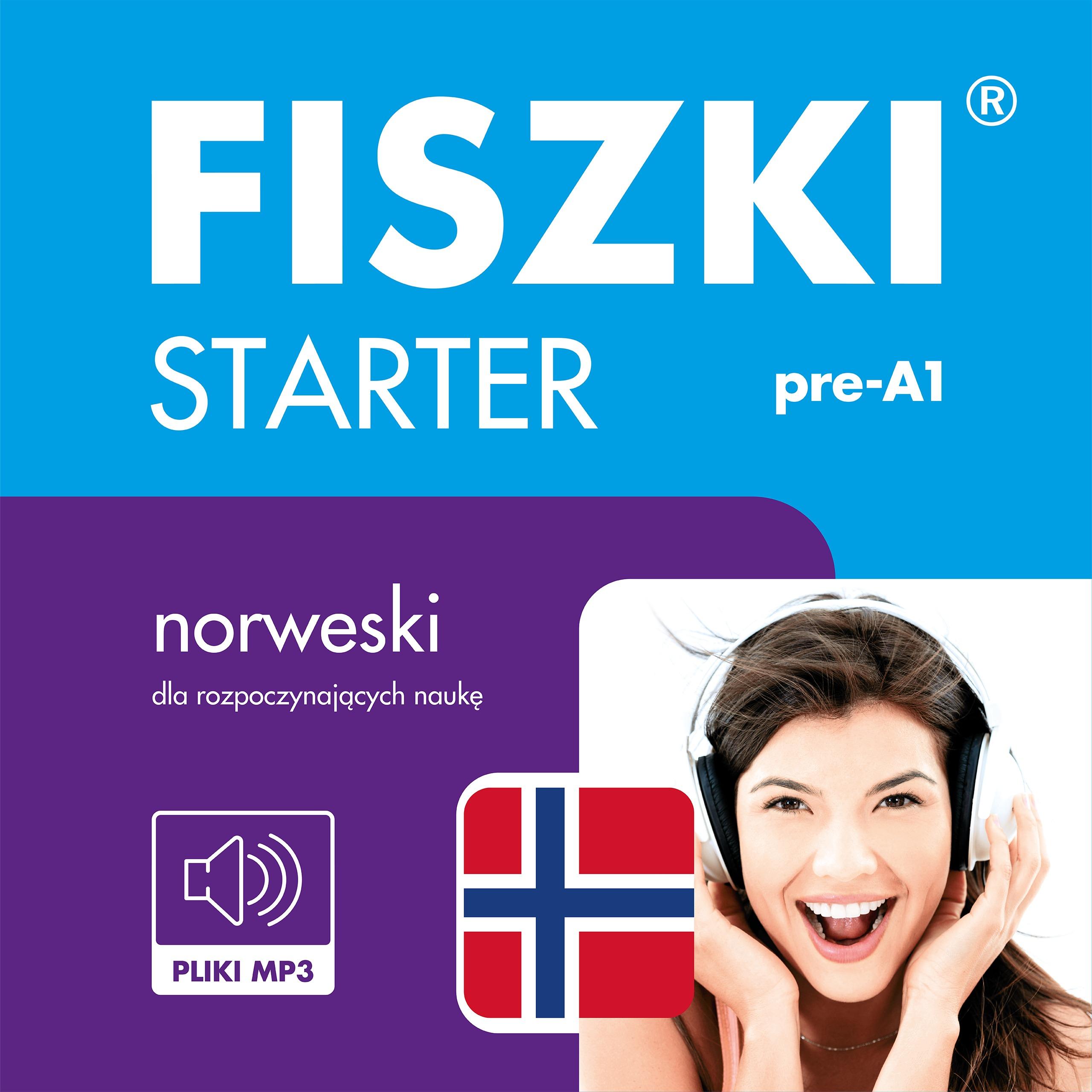 AUDIOBOOK - norweski - Starter (pre-A1)