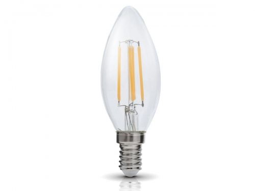 Żarówka FILAMENT LED E14 4W 3000K