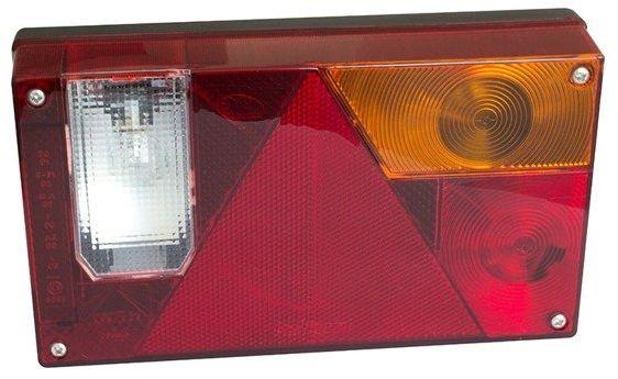 Lampa prawa tylna zespolona do przyczep Asp ck Multipoint I