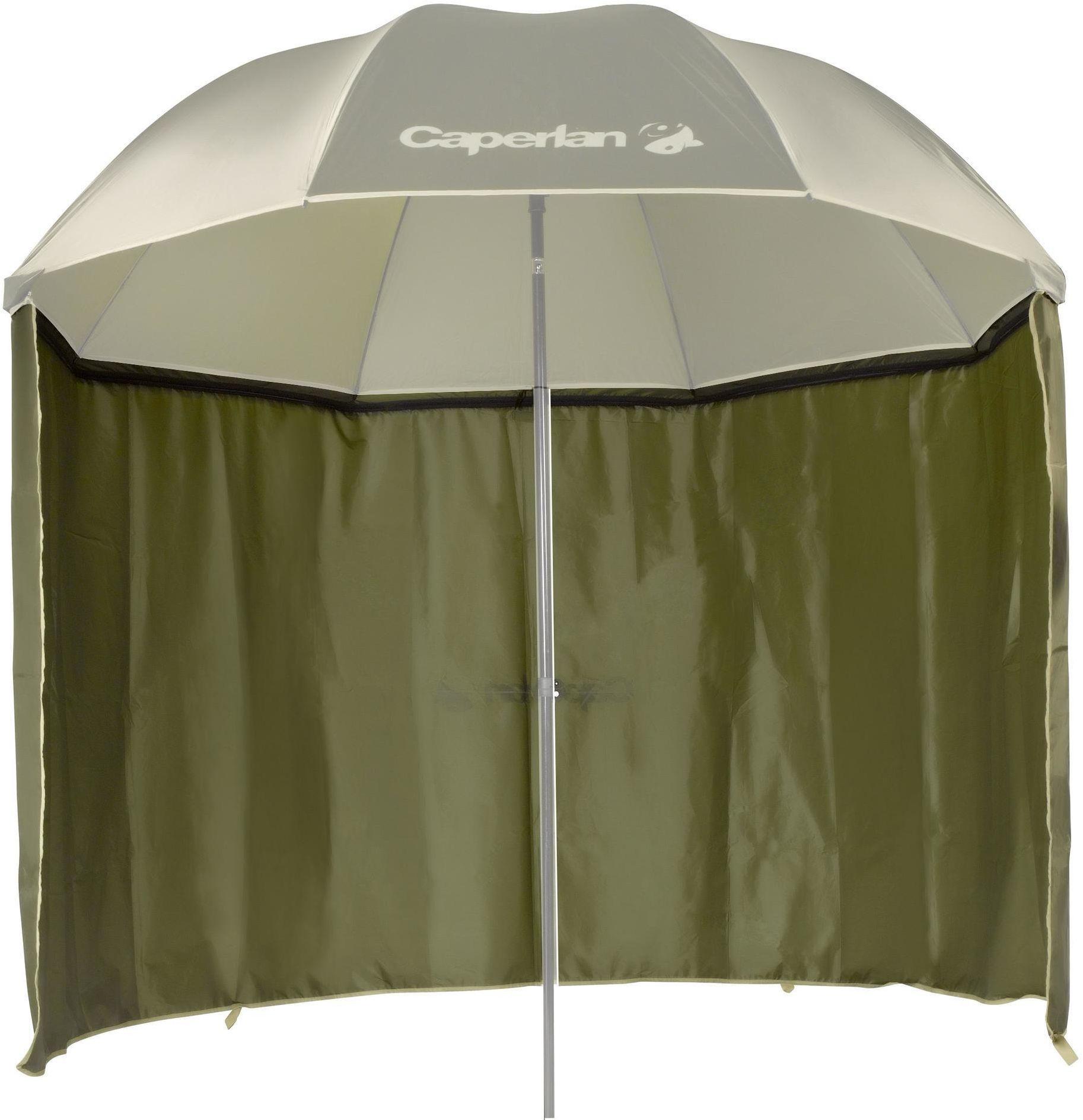 Osłona boczna parasola wędkarskiego