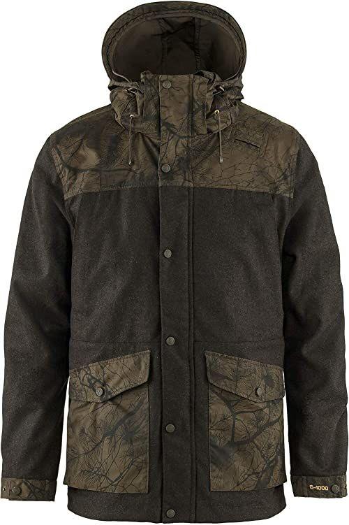 FJALLRAVEN Męska kamizelka Värmland Wool Jacket M wielokolorowa kolorowy M