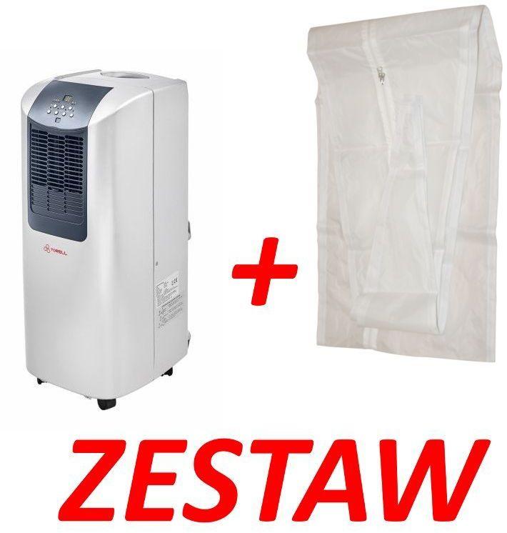 ZESTAW: Klimatyzator przenośny Torell SKYLED FGA 24 (do 24m2) + uszczelka okienna ** -10 zł ZA PRZEDPŁATĘ ** WYSYŁKA GRATIS 24h! **