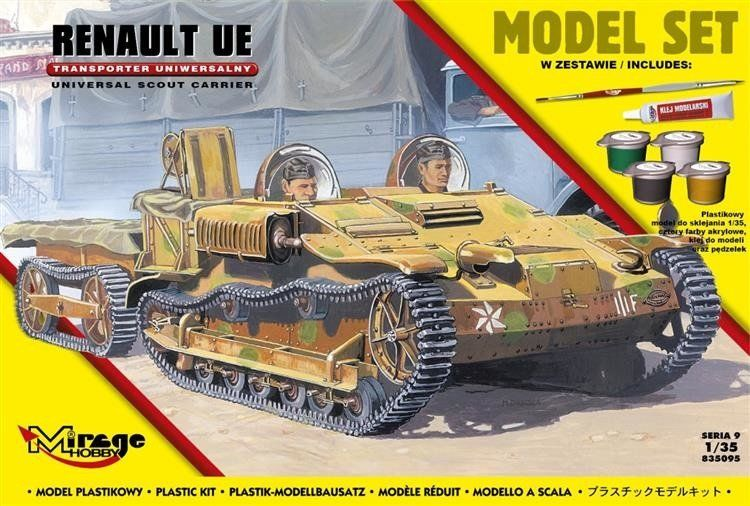 Transporter Uniwersalny Renault UE Mirage Hobby 835095