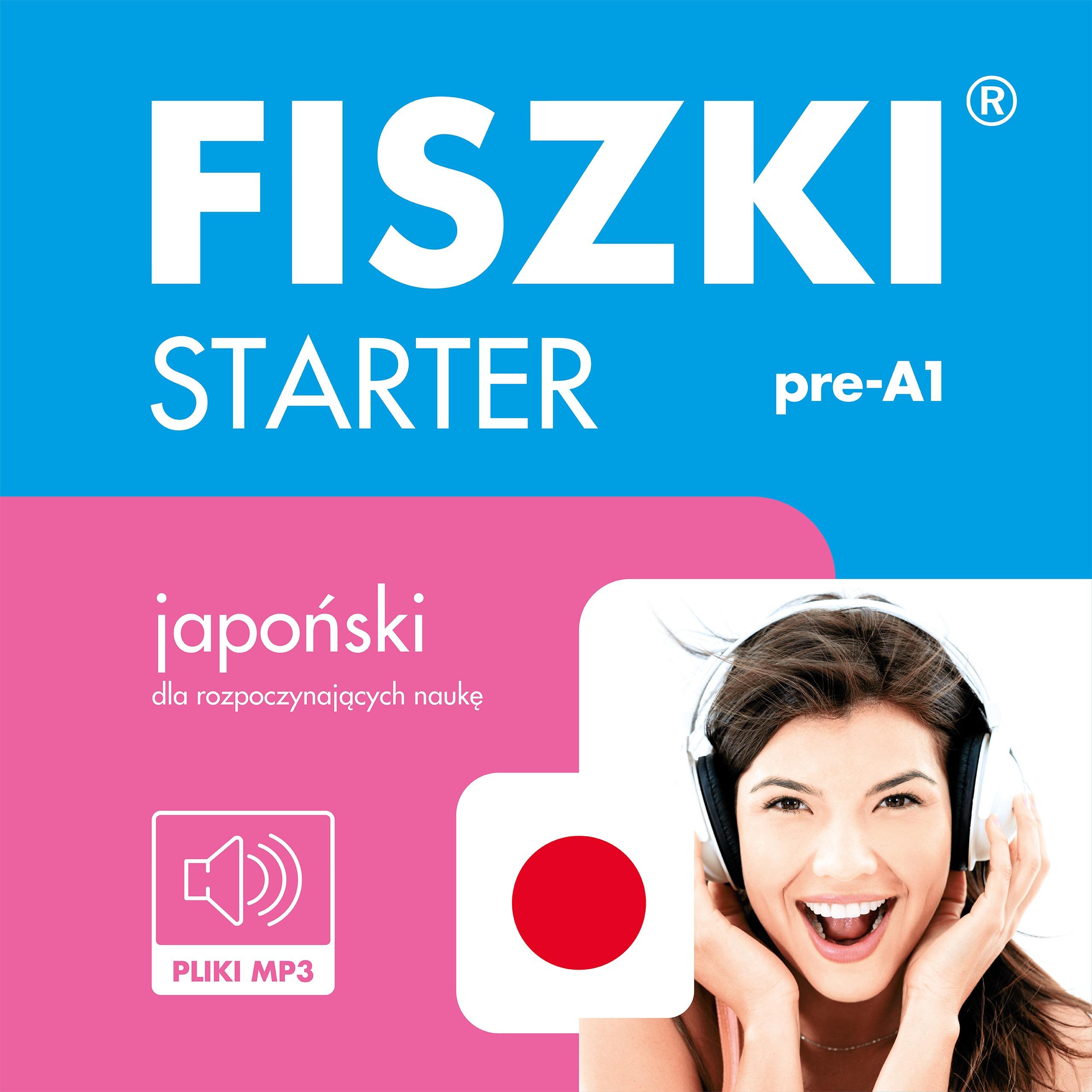 AUDIOBOOK - japoński - Starter (pre-A1)