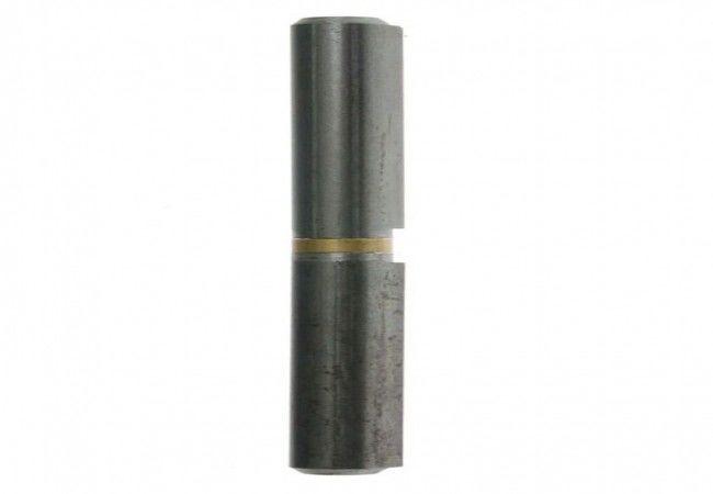 Zawias toczony wyoblony z podkładką mosiężną 10x40 mm