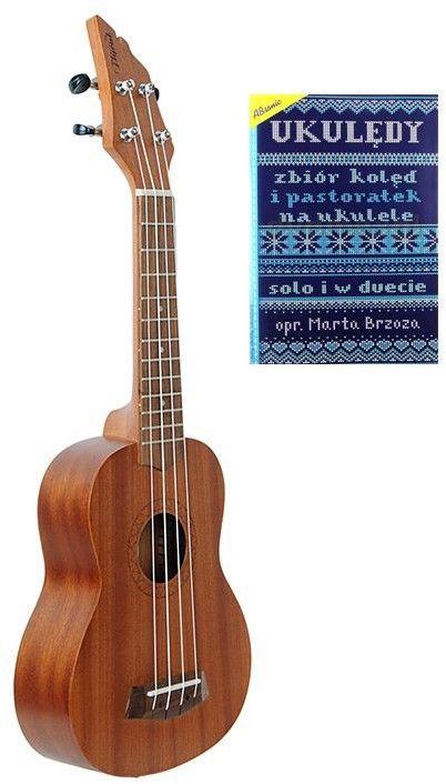 Flycat C10C - ukulele koncertowe + kolędy