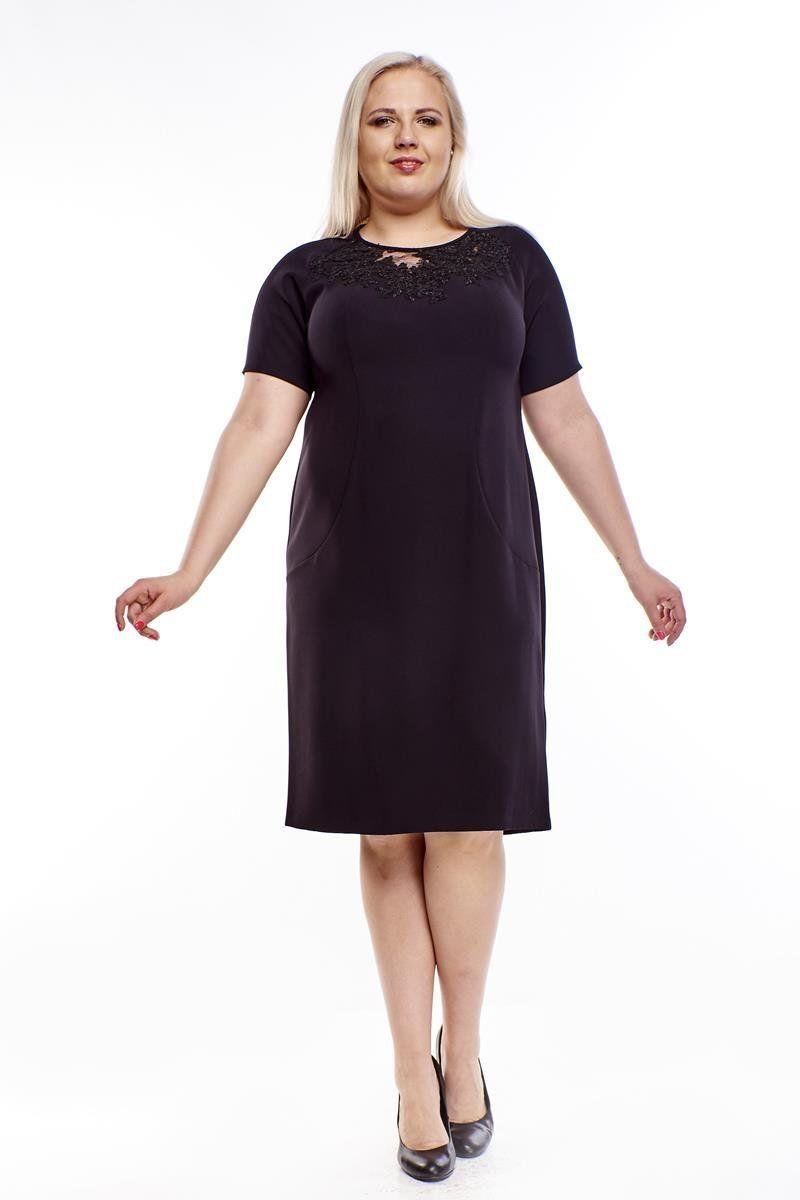 Sukienki Sukienka Suknie FSU1014 CZARNY