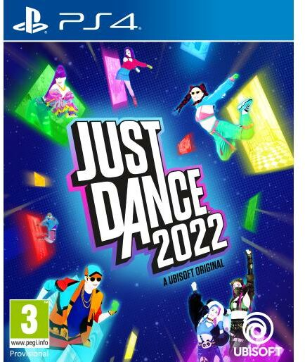 Just Dance 2022 PS4 / PS5